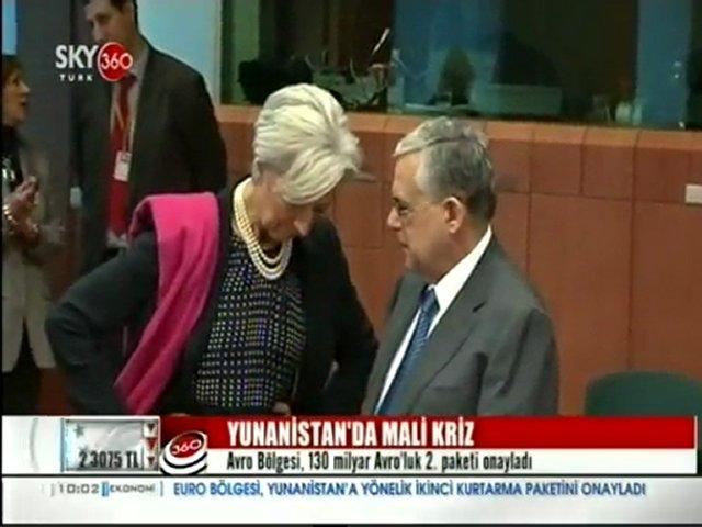 Yunanistan'da Mali Kriz | PopScreen