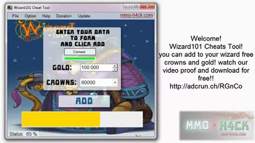 wizard101 crowns hack v5.6b free download
