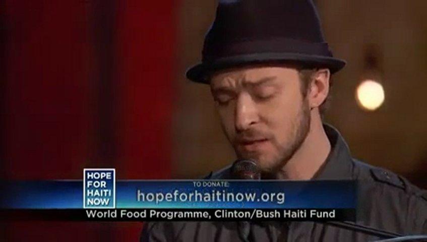 Justin Timberlake Ft M... Justin Timberlake Hallelujah