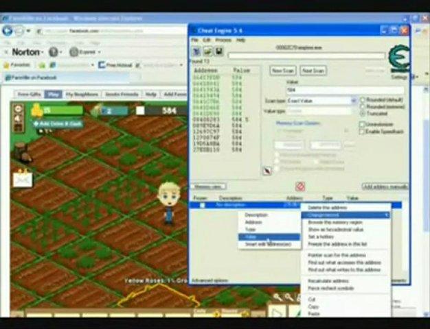 farmville cheat engine farmville 2 hack using cheat engine 6 2 buy