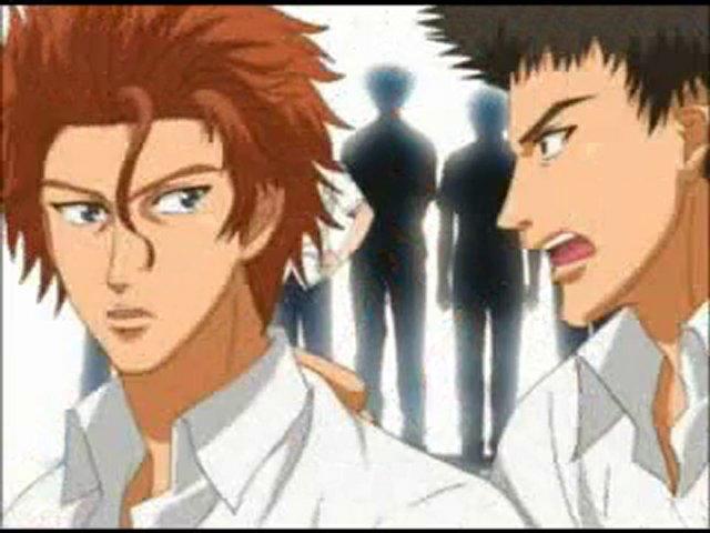 ปริ้นออฟเทนนิส OVA รอบชิง ตอน 1 1/2 | PopScreen