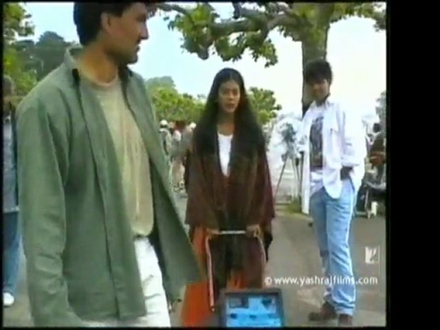 Dilwale Dulhania Le Jayenge - Making - Part 3 | PopScreen