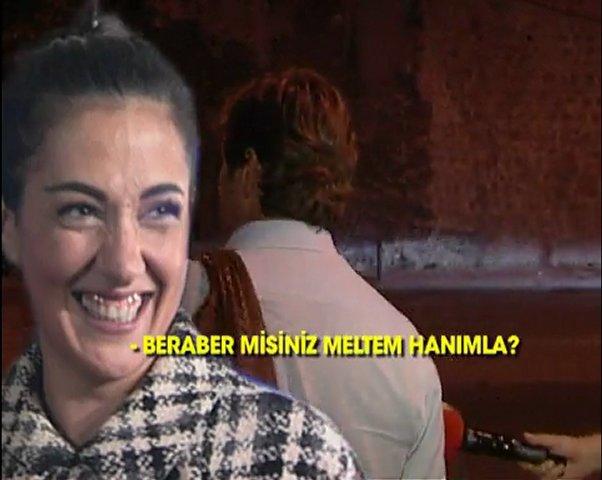 MELTEM CUMBUL'UN YAKALANDIĞI BEYEFENDİ KİM? | PopScreen