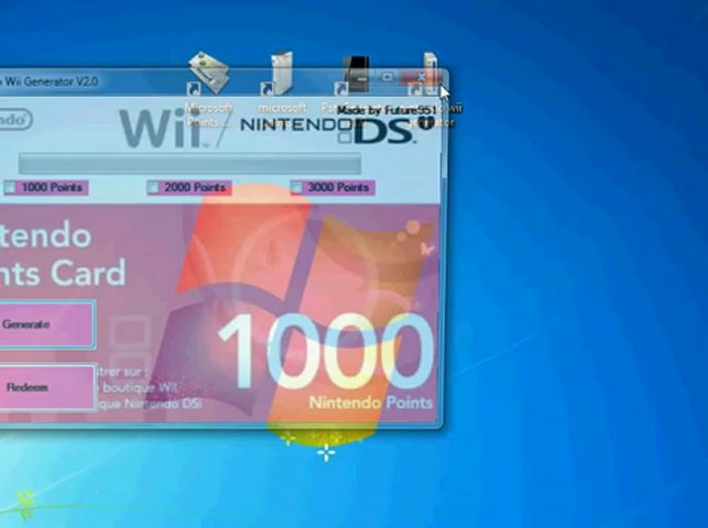 wii points generator free download no surveys