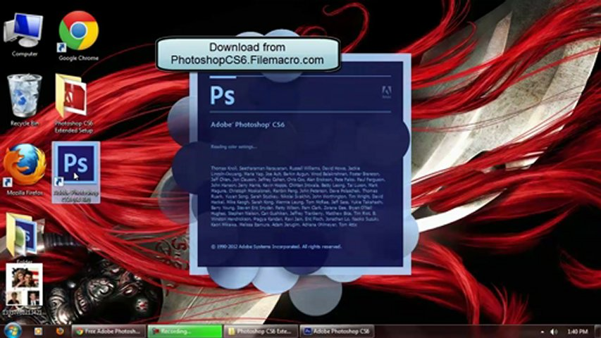 adobe photoshop cs6 extended for mac free download