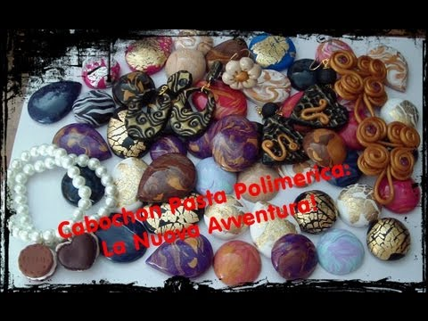 Paste Polimeriche: Review, Creazioni e Cabochon!! | PopScreen