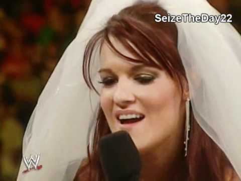 Edge Lita And Kane Kane Ruins Edge Lita's