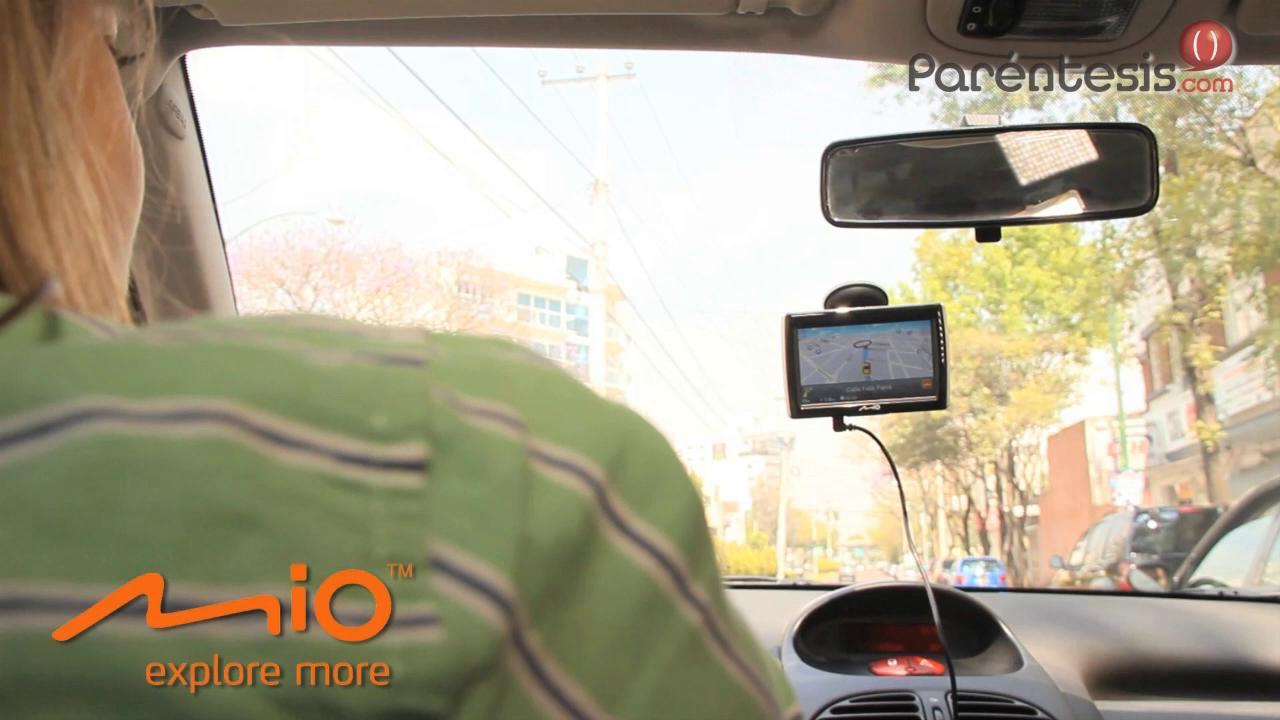 GPS Mio Classic 500 | PopScreen