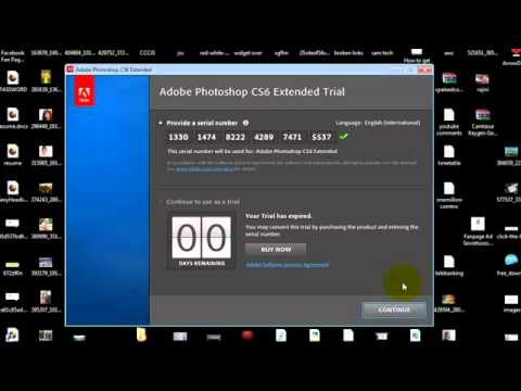 adobe photoshop cs6 crack video