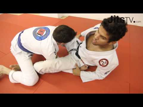 Leo Santos Instructional: Back-Take from a Guard Pass Defense - Jits Magazine | PopScreen
