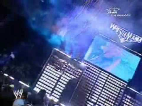 Rey Mysterio Entrance  at  Wrestlemania 22 | PopScreen
