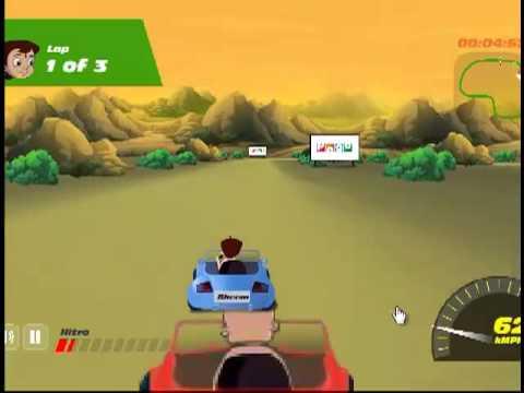 Chota Bheem Racing Car Games