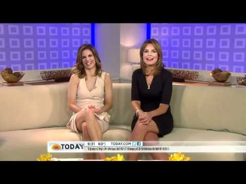 Natalie Morales & Savannah Guthrie Sexy Legs 8 | PopScreen