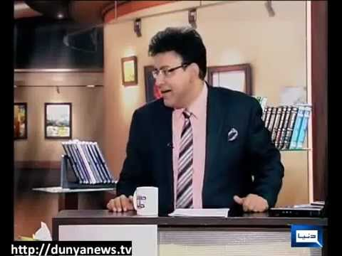 Dunya News-10th-June-12-Hasb E Haal Part 1/5