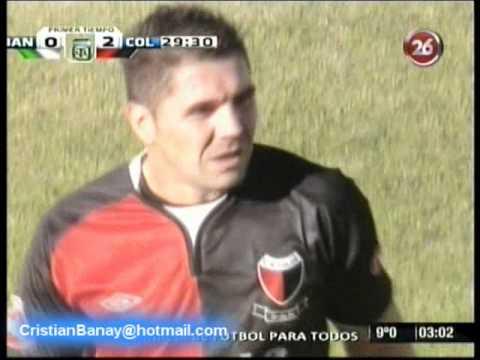 Banfield 0 Colon 3 Clausura 2012 Los goles (24/6/2012) | PopScreen