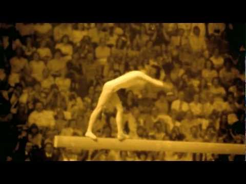 Visa Olympics London 2012: Nadia Comaneci Team Visa Athlete Commercial | PopScreen