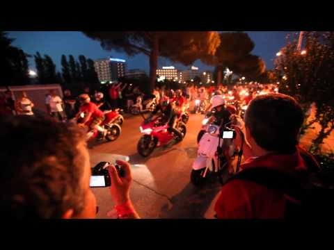 World Ducati Week 2012 - the video | PopScreen
