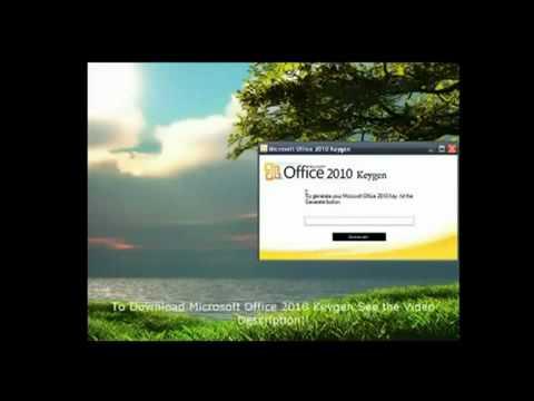 Скачать keygen для Офиса 2013