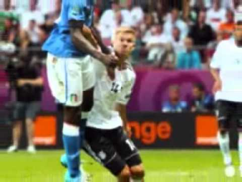 Germany v Italy 1;2 Euro 2012 Semi Finals | PopScreen