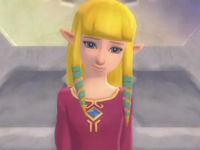 Legend Of Zelda Skyward Sword Romance Trailer   PopScreen