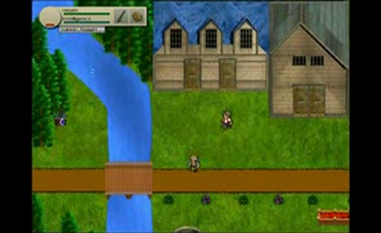 how to make an rpg in cry engine