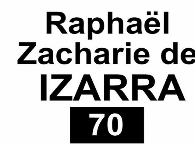 Congratulate, Raphael zacharie izarra de consider