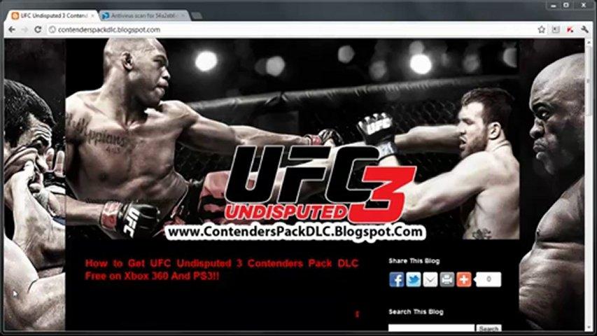 Скриншоты ufc 2010: undisputed