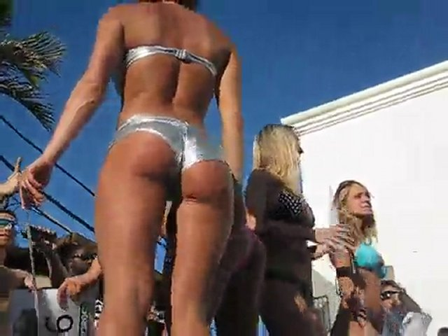 Hot Body Contest Spring Break girls in Fort Lauderdale | PopScreen