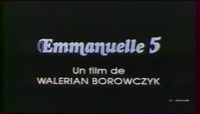 Emmanuelle 5♥♥ | PopScreen
