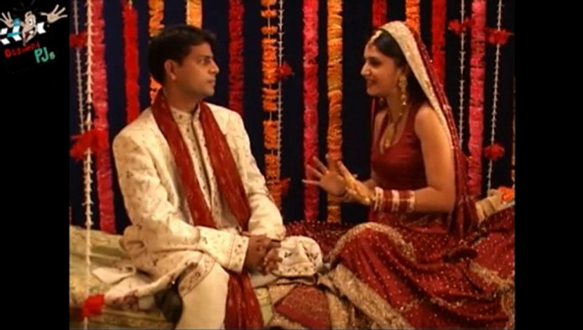 SUHAGRAAT -- Wife asks for Adventure on her first night of marriage
