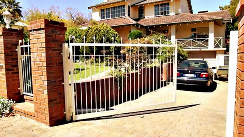 Gate opener automatic residential gates