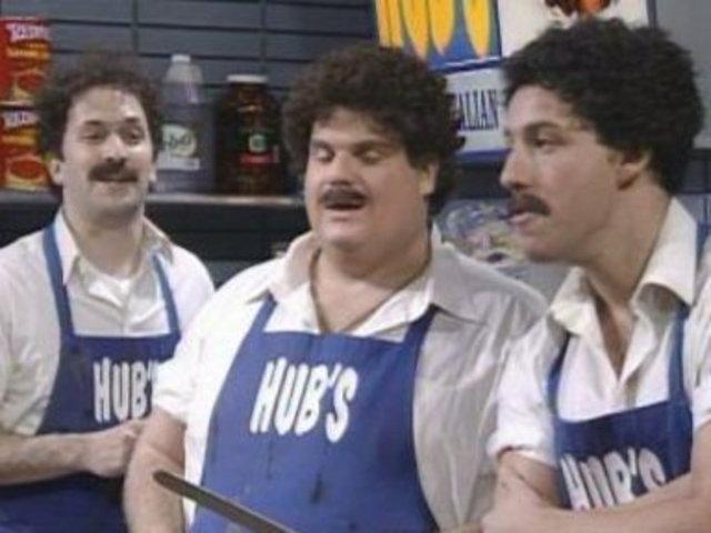Saturday Night Live _ Hub's Gyros | PopScreen