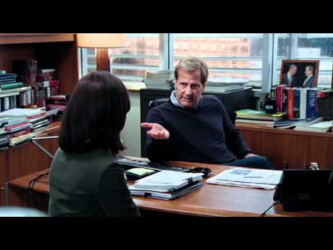 The Newsroom Season 1: Episode 1 - Full Episode | PopScreen