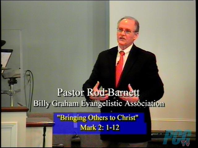 Rev. Rod Barnett, Billy Graham Evangelistic Association ...