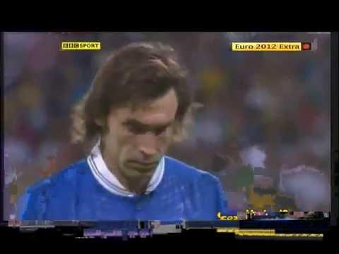 Pirlo'nun İngilizleri Yıkan Penaltısı (İngiltere-İtalya) Euro 2012 | PopScreen