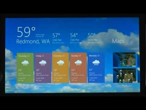 Windows 8 Commercial | PopScreen