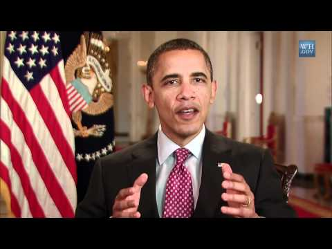Weekly Address: President Obama Says House Must Pass Bipartisan Transportation Bill | PopScreen