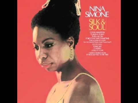 Nina Simone - I Wish I Knew How It Would Feel To Be Free | PopScreen