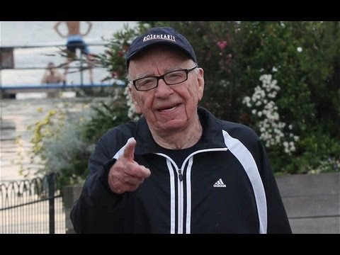Rupert Murdoch: Scientology