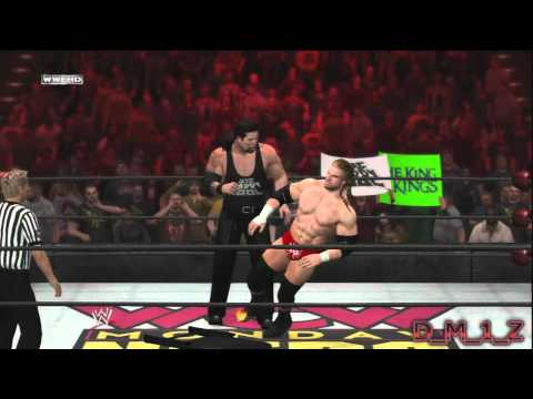 WWE 12 Triple H Vs Kevin Nash HD! | PopScreen