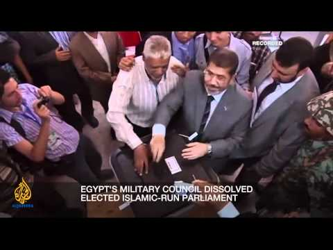 Inside Story - Is Egypt's political limbo over? | PopScreen