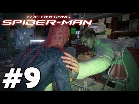 The Amazing Spider-Man 'Playthrough Part 9' TRUE-HD QUALITY