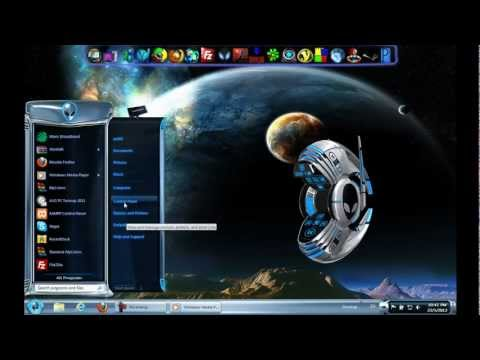 Windows 7 3d Desktop Themes Download