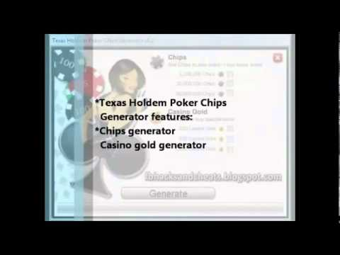 Zynga texas holdem chips generator