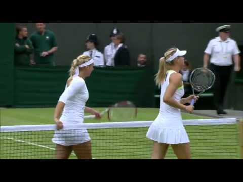Wimbledon Top-seeded Maria Sharapova upset by Sabine Lisicki | PopScreen