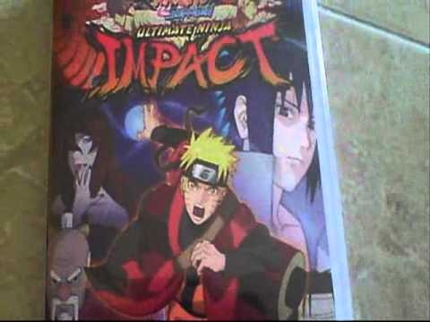 Naruto Shippuden Ultimate Ninja Impact Psp Relive Kumpulan Cerita