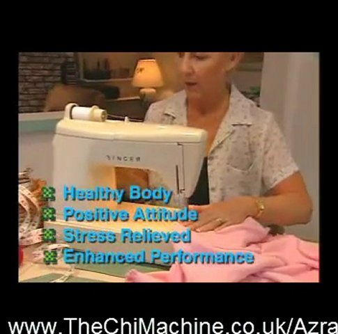 chi machine lymphatic drainage