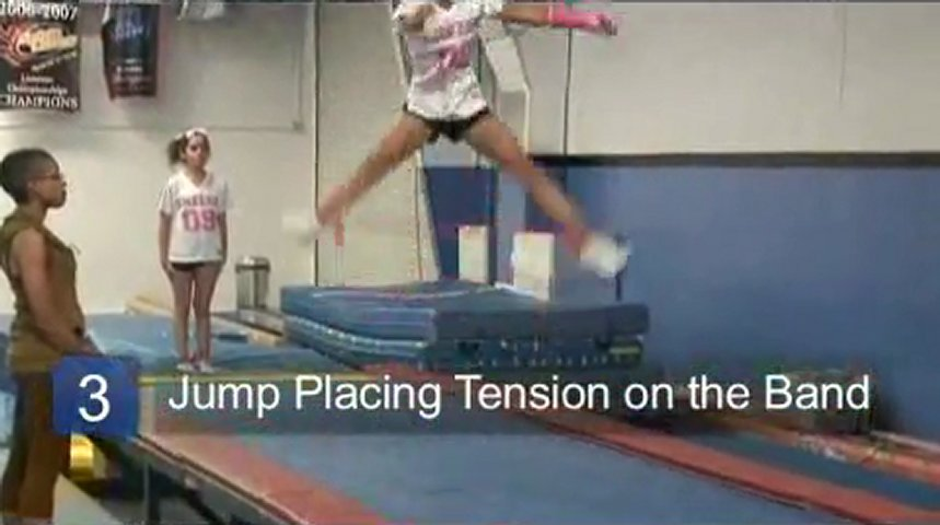 Cheerleading Stunts & Jumps: How to Get Your  Jumps & Toe Touches Higher