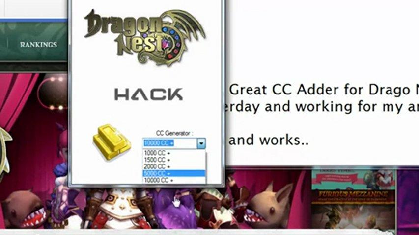 dragon nest online china download