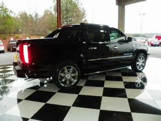 Used cadillac escalade ext trucks for sale in auto autos for Whitson morgan motors clarksville ar